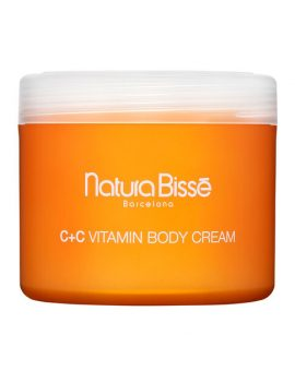 C+C Vitamin Body Cream 500 ml.