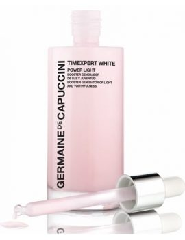 POWER LIGHT Booster Timexpert white de Germaine de Capuccini