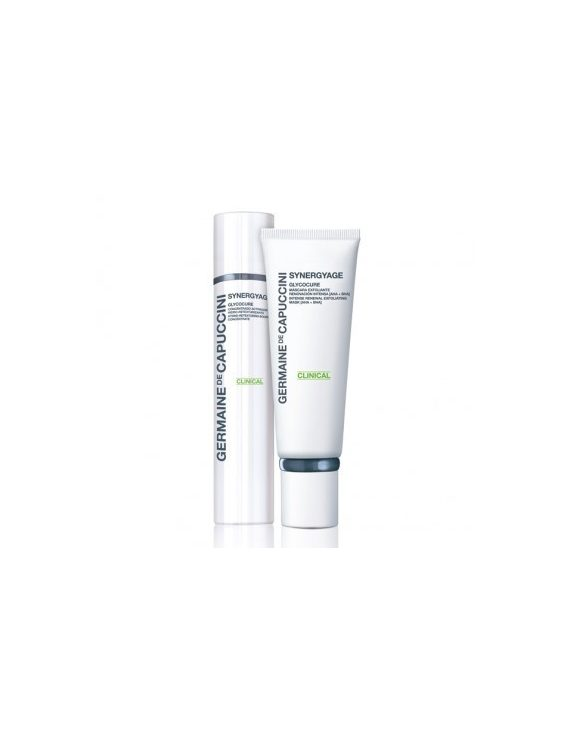 Pack Synergyage Glycocure Clinical de Germaine de Capuccini