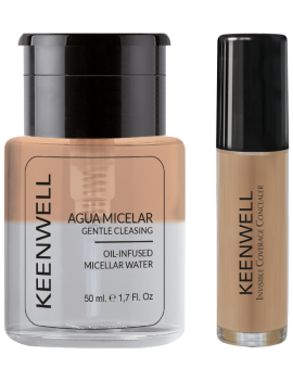 Agua Micelar Gentle Care Kit Keenwell