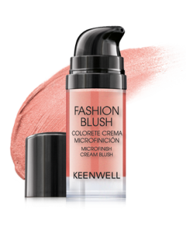 Fashion Blush colorete Microfinicion  de  Keenwell