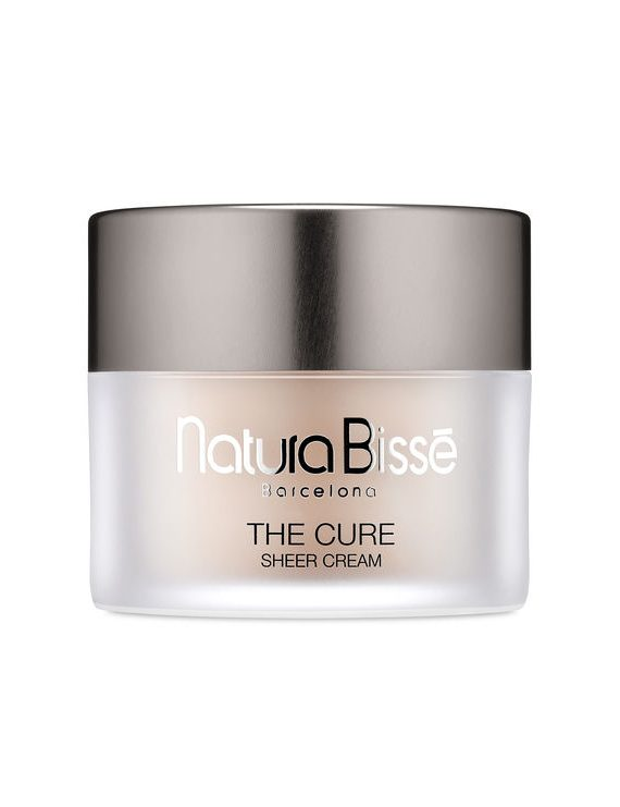 Natura Bisse The Cure Sheer Cream SPF 20 Crema Hidratante Detox con Color