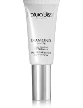 diamond white spf50 PA+++ oil-free  de Natura Bisse
