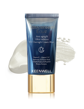 Extraordinary Eclat Crema de Color anti-edad de Keenwell